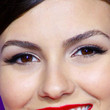 Victoria Justice False Eyelashes