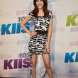 Victoria Justice Fishtail Dress