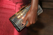 Viola Davis Gemstone Inlaid Clutch