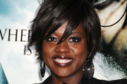 Viola Davis Short Straight Cut