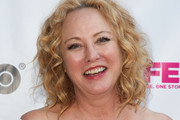 Virginia Madsen Shoulder Length Hairstyles
