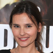 Virginie Ledoyen Hair - Messy Updo