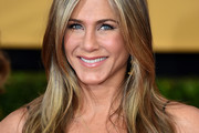 Jennifer Aniston Long Center Part