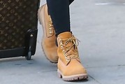 Nicky Hilton Work Boots