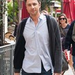 Zach Braff Button Down Shirt
