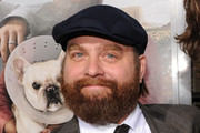 Zach Galifianakis Newsboy Cap