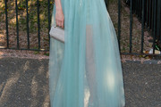 Suki Waterhouse Long Skirt