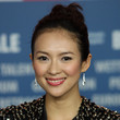 Zhang Ziyi Hair - Loose Bun