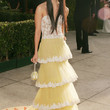 Zhang Ziyi Clothes - Strapless Dress