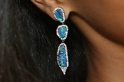 Zoe Saldana Dangle Earrings