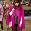Zooey Deschanel Clothes - Cape