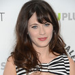 Zooey Deschanel Hair - Long Wavy Cut with Bangs