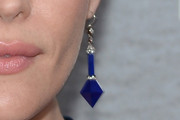 Liv Tyler Geommetric Earrings