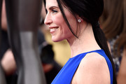 Julianna Margulies Loose Ponytail