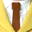 Glee Narrow Solid Tie
