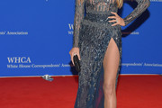 Chrissy Teigen Beaded Dress