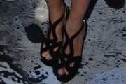 Julia Restoin-Roitfeld Strappy Sandals