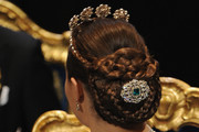 Princess Victoria Braided Updo