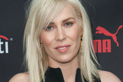Natasha Bedingfield Medium Straight Cut with Bangs