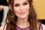 Keira Knightley Half Up Half Down