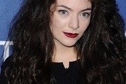 Lorde Long Curls