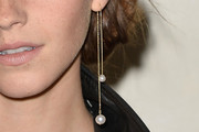 Emma Watson Pearl Drop earrings