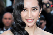 Li Bingbing Long Wavy Cut