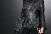 Emmanuelle Alt Leather Shoulder Bag