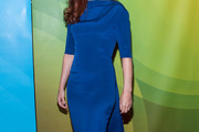 Debra Messing Cocktail Dress