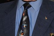 Buzz Aldrin Novelty Tie