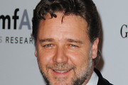 Russell Crowe Messy Cut