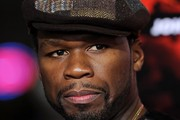 50 Cent Newsboy Cap