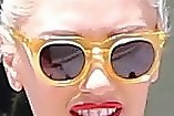 Gwen Stefani Square Sunglasses