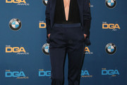 January Jones Pantsuit