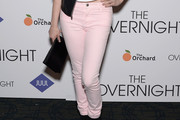 Rose McGowan Skinny Jeans