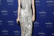 Diane Kruger Strapless Dress