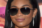 Chanel Iman Long Straight Cut