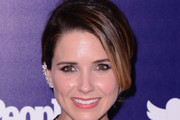 Sophia Bush Loose Bun