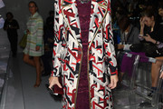 Anna Wintour Evening Coat