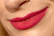 Beth Behrs Red Lipstick