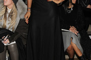Kelly Rowland Long Skirt