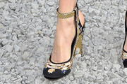 Jennifer Connelly Evening Pumps