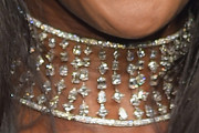 Naomi Campbell Diamond Choker Necklace