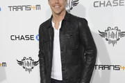Derek Hough Bomber Jacket