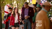 Rachel Bilson put her legs on full display on 'Hart of Dixie' in these sexy leather hot pants.