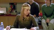 Heather Morris got in touch with her inner flower child with this braided double-strap headband.