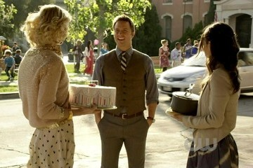 Jaime King Scott Porter Hart of Dixie Season 1 Episode 19