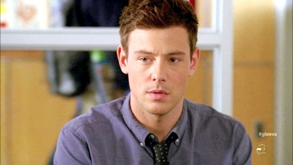 More Pics of Cory Monteith Button Down Shirt (1 of 5) - Cory Monteith Lookbook - StyleBistro