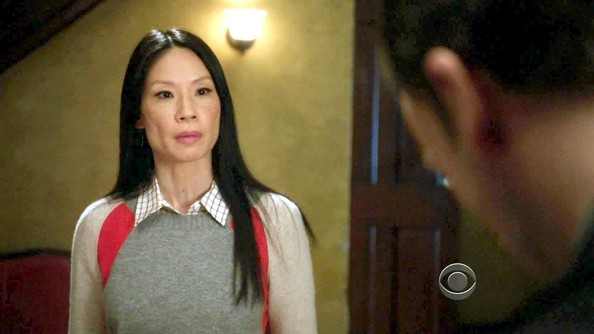More Pics of Lucy Liu Cardigan (4 of 19) - Lucy Liu Lookbook - StyleBistro