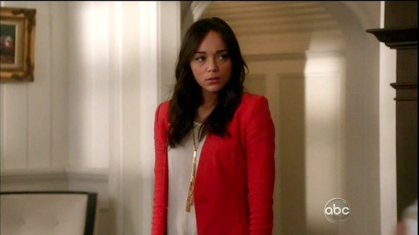 Ashley Madekwe Blazer